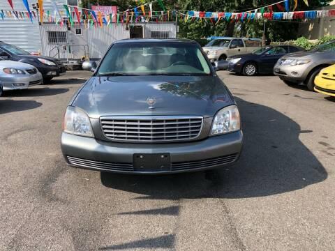 2005 Cadillac DeVille for sale at 21st Ave Auto Sale in Paterson NJ