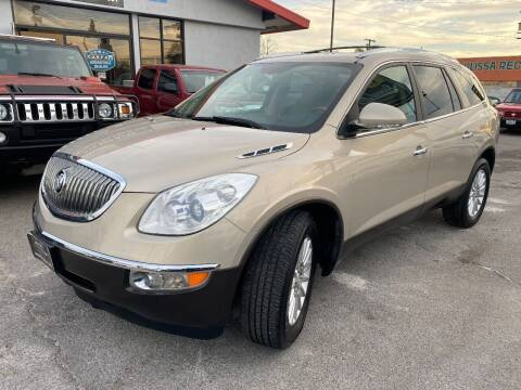 2012 Buick Enclave for sale at Donada  Group Inc in Arleta CA