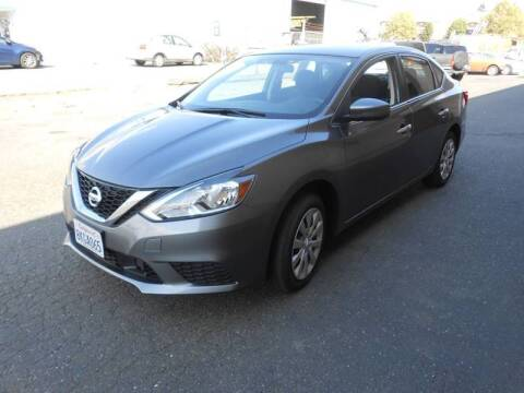 2019 Nissan Sentra for sale at Sutherlands Auto Center in Rohnert Park CA