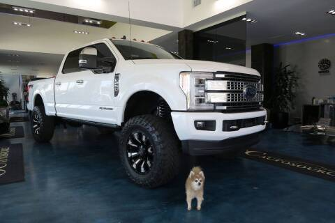 2019 Ford F-250 Super Duty for sale at OC Autosource in Costa Mesa CA