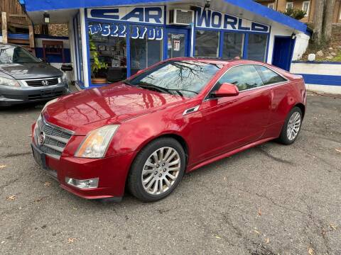 2011 Cadillac CTS for sale at Car World Inc in Arlington VA