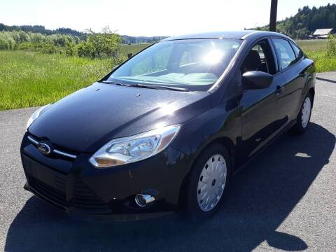 2012 Ford Focus for sale at State Street Auto Sales in Centralia WA