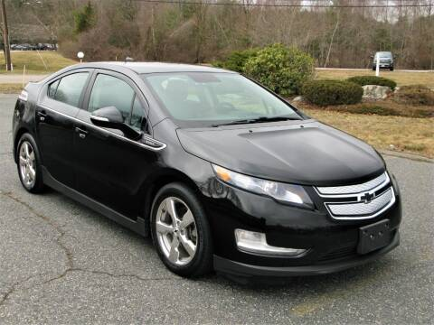 2012 Chevrolet Volt for sale at The Car Vault in Holliston MA