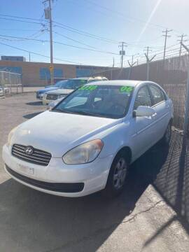 2006 Hyundai Accent for sale at Square Business Automotive in Milwaukee WI