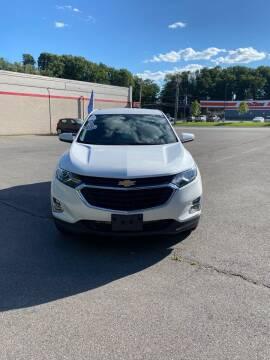 2018 Chevrolet Equinox for sale at Washington Auto Repair in Washington NJ