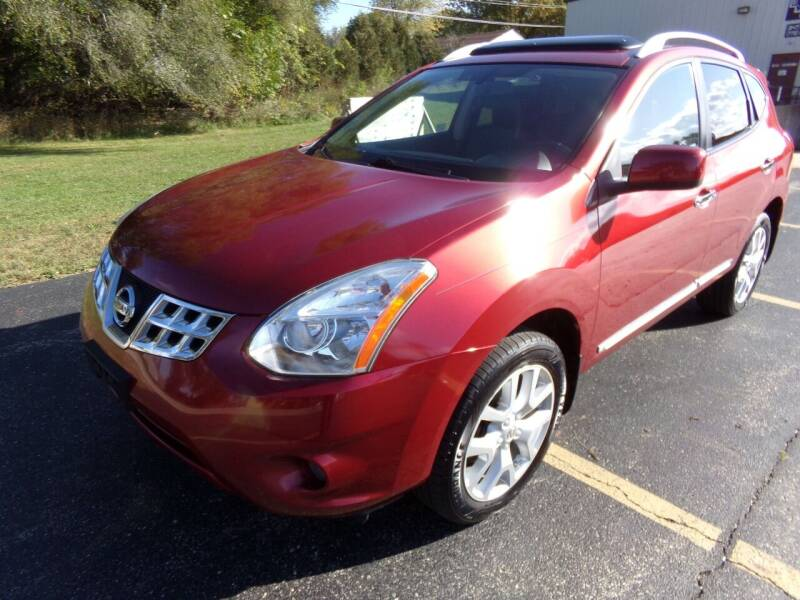 2011 Nissan Rogue for sale at Rose Auto Sales & Motorsports Inc in McHenry IL