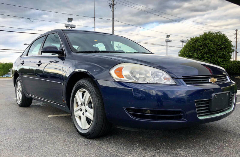 2007 Chevrolet Impala for sale at Car Culture in Warren OH