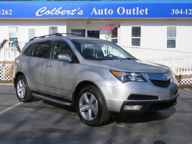2012 Acura MDX for sale at Colbert's Auto Outlet in Hickory NC