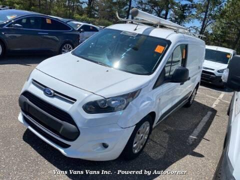 2015 Ford Transit Connect Cargo for sale at Vans Vans Vans INC in Blauvelt NY