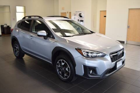 2019 Subaru Crosstrek for sale at BMW OF NEWPORT in Middletown RI