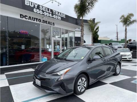 2017 Toyota Prius for sale at AutoDeals in Daly City CA