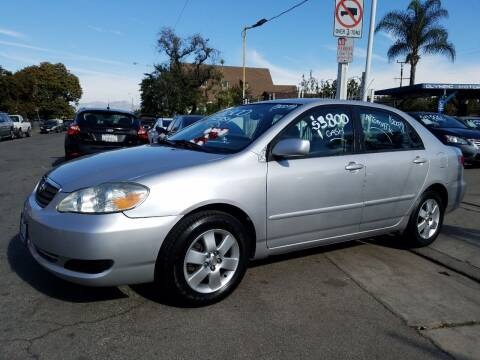 2007 Toyota Corolla for sale at Olympic Motors in Los Angeles CA