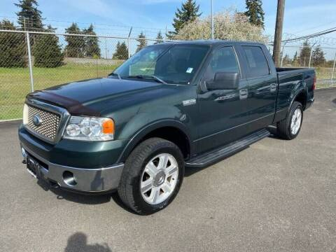 2006 Ford F-150 for sale at TacomaAutoLoans.com in Lakewood WA