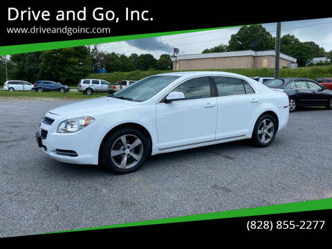 2011 Chevrolet Malibu for sale at Drive and Go, Inc. in Hickory NC