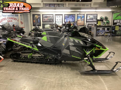 2017 Arctic Cat M 8000 Limited (162) for sale at Road Track and Trail in Big Bend WI