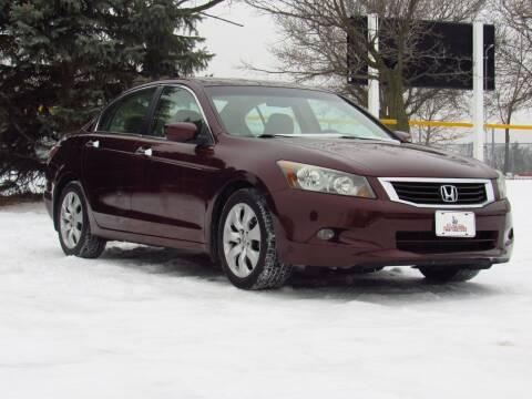 2008 Honda Accord for sale at NY AUTO SALES in Omaha NE