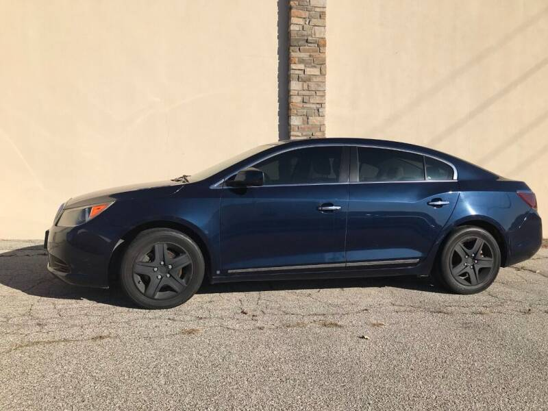 2010 Buick LaCrosse for sale at Rick's Auto Clinic Inc. in Raytown MO