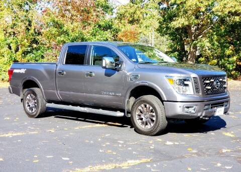 2016 Nissan Titan XD for sale at Flying Wheels in Danville NH