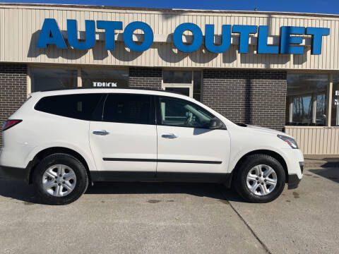 2014 Chevrolet Traverse for sale at Truck and Auto Outlet in Excelsior Springs MO