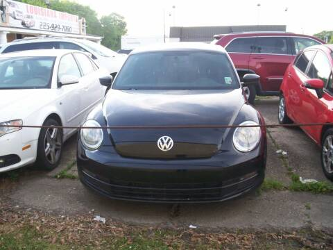 2014 Volkswagen Beetle for sale at Louisiana Imports in Baton Rouge LA