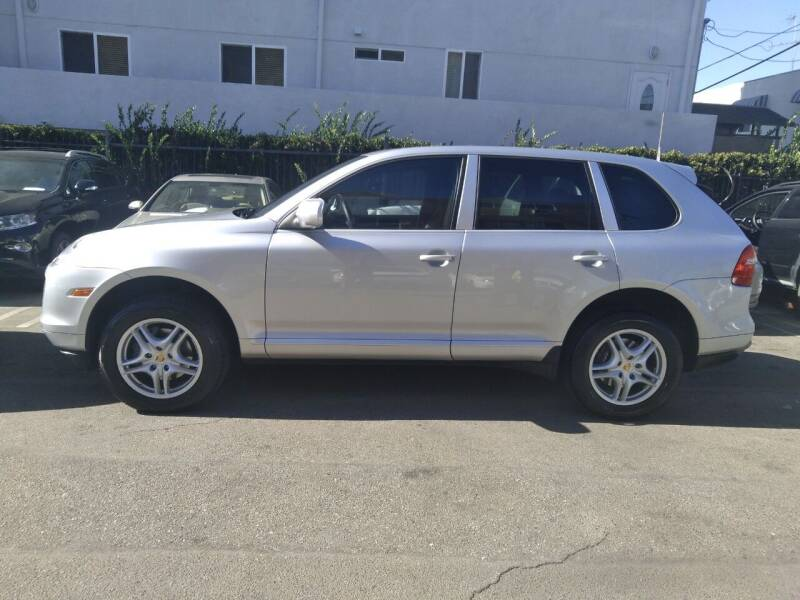 2008 Porsche Cayenne for sale at Western Motors Inc in Los Angeles CA
