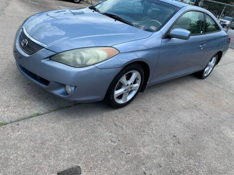 2006 Toyota Camry Solara for sale at Whites Auto Sales in Portsmouth VA
