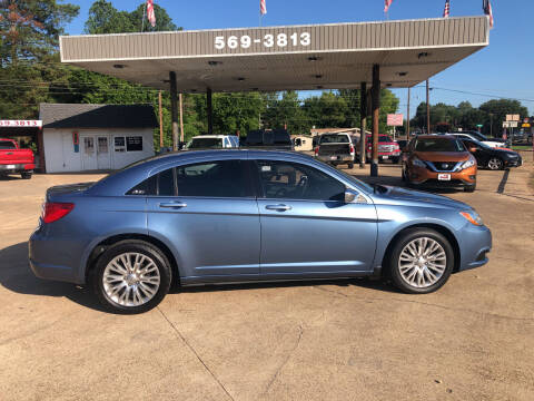 2011 Chrysler 200 for sale at BOB SMITH AUTO SALES in Mineola TX