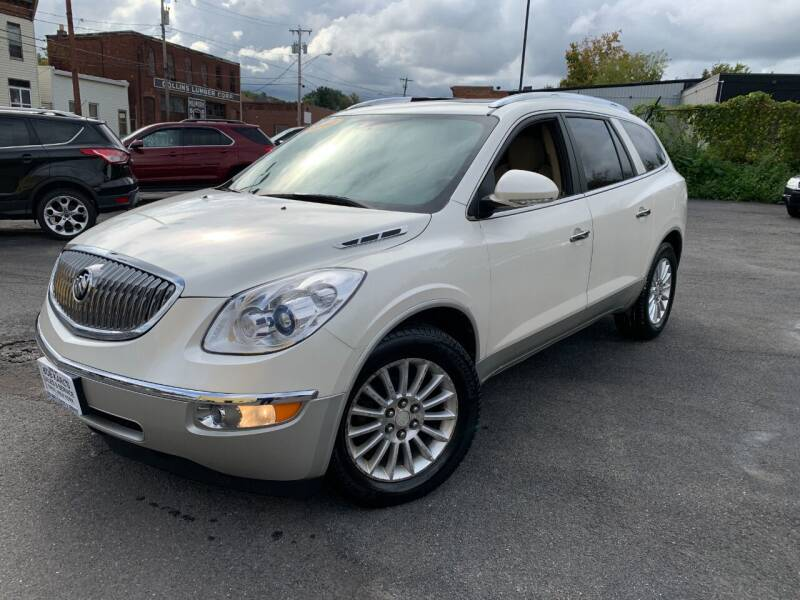 2012 Buick Enclave for sale at Bob Karl's Sales & Service in Troy NY