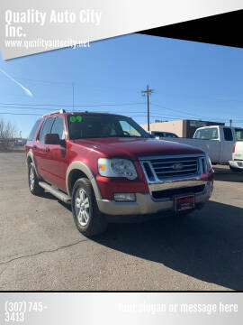 2009 Ford Explorer for sale at Quality Auto City Inc. in Laramie WY