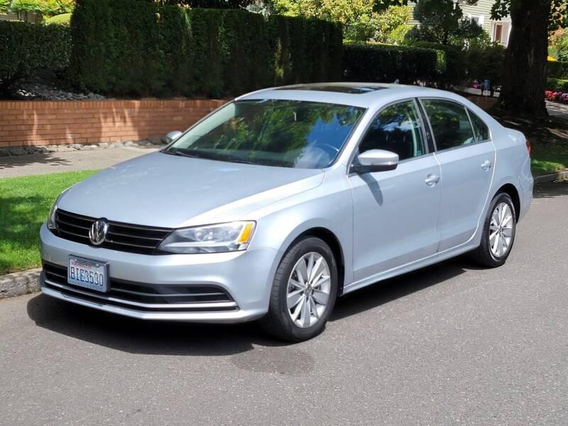 2015 Volkswagen Jetta for sale in Portland, OR