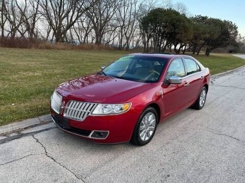 2012 Lincoln MKZ for sale at Aleid Auto Sales in Cudahy WI