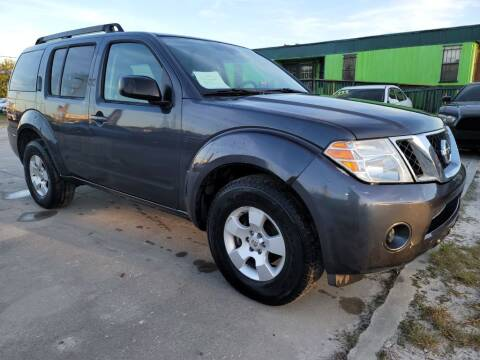 2012 Nissan Pathfinder for sale at Warren's Auto Sales, Inc. in Lakeland FL