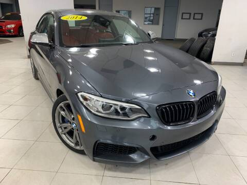 2014 BMW 2 Series for sale at Auto Mall of Springfield in Springfield IL