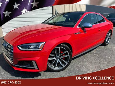 2018 Audi S5 for sale at Driving Xcellence in Jeffersonville IN