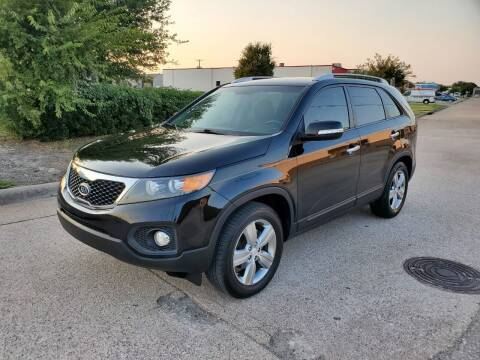 2012 Kia Sorento for sale at DFW Autohaus in Dallas TX