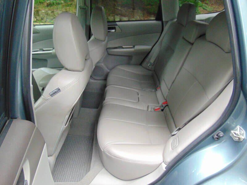 2010 Subaru Forester AWD 2.5XT Limited 4dr Wagon 4A - Waterbury CT