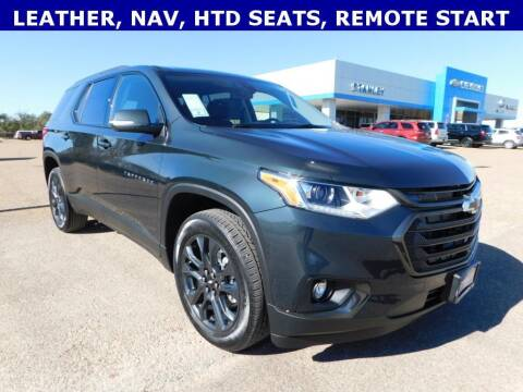 2021 Chevrolet Traverse for sale at Stanley Chrysler Dodge Jeep Ram Gatesville in Gatesville TX