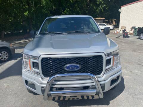2018 Ford F-150 for sale at J Franklin Auto Sales in Macon GA