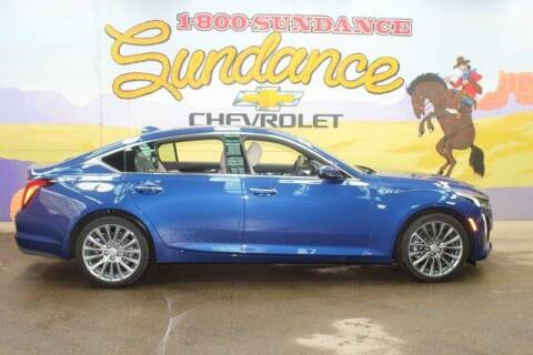 2020 Cadillac CT5 for sale at Sundance Chevrolet in Grand Ledge MI