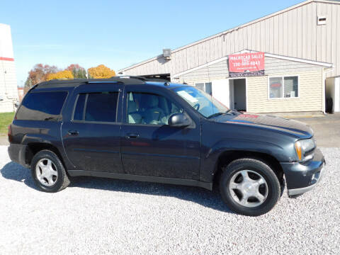 2005 Chevrolet TrailBlazer EXT for sale at Macrocar Sales Inc in Akron OH