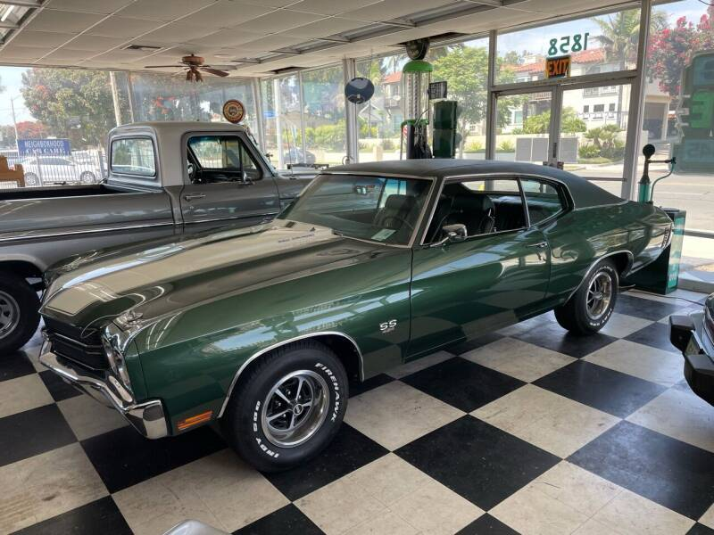 1970 Chevrolet Chevelle for sale at Milpas Motors Auto Gallery in Ventura CA