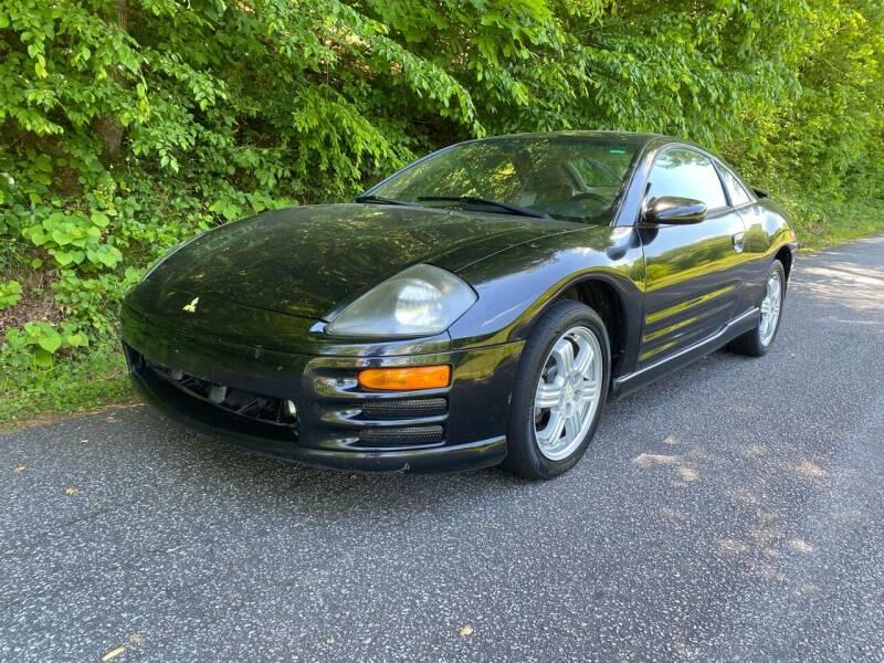 2001 Mitsubishi Eclipse for sale at Lenoir Auto in Lenoir NC