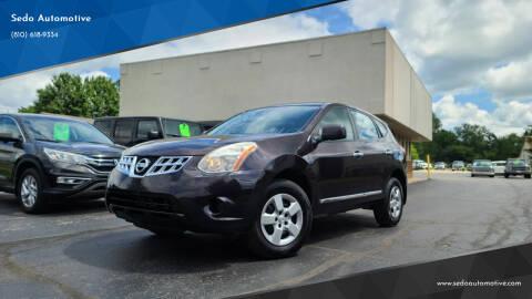 2011 Nissan Rogue for sale at Sedo Automotive in Davison MI