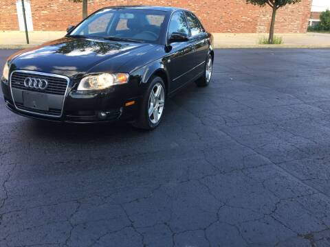 2007 Audi A4 for sale at Schaumburg Motor Cars in Schaumburg IL