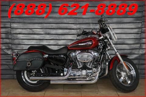 2013 Harley-Davidson Sportster for sale at AZautorv.com in Mesa AZ