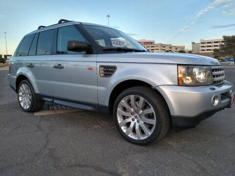 2006 Land Rover Range Rover Sport for sale at The Auto Center in Las Vegas NV