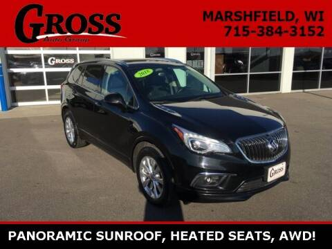 2018 Buick Envision for sale at Gross Motors of Marshfield in Marshfield WI