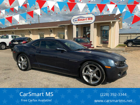 2013 Chevrolet Camaro for sale at CarSmart MS in Diberville MS