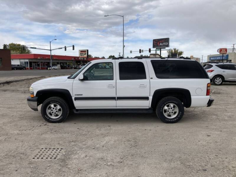 2001 Chevrolet Suburban for sale at Epic Auto in Idaho Falls ID