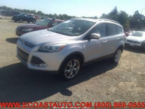 2013 Ford Escape for sale at East Coast Auto Source Inc. in Bedford VA
